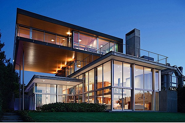 Desain Rumah Modern Futuristik Berikut Sajikan Gambar Model Futuristic Menjadi & Gambar Desain Rumah Modern Futuristik Berikut Sajikan Gambar Model ...