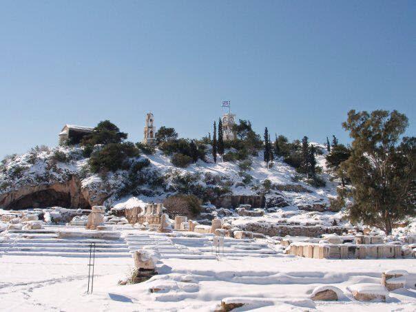 Αρχαιολογικος Χωρος Ελευσινας