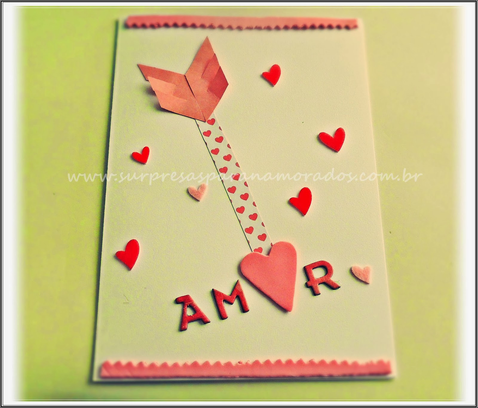 cupid arrow card