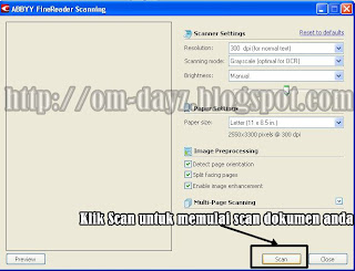 Scan dan edit dokumen dengan mudah