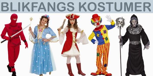 BlikfangsKostumer.dk