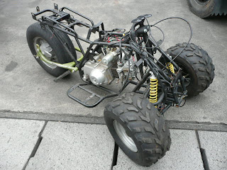 Trike ATC Honda Motor