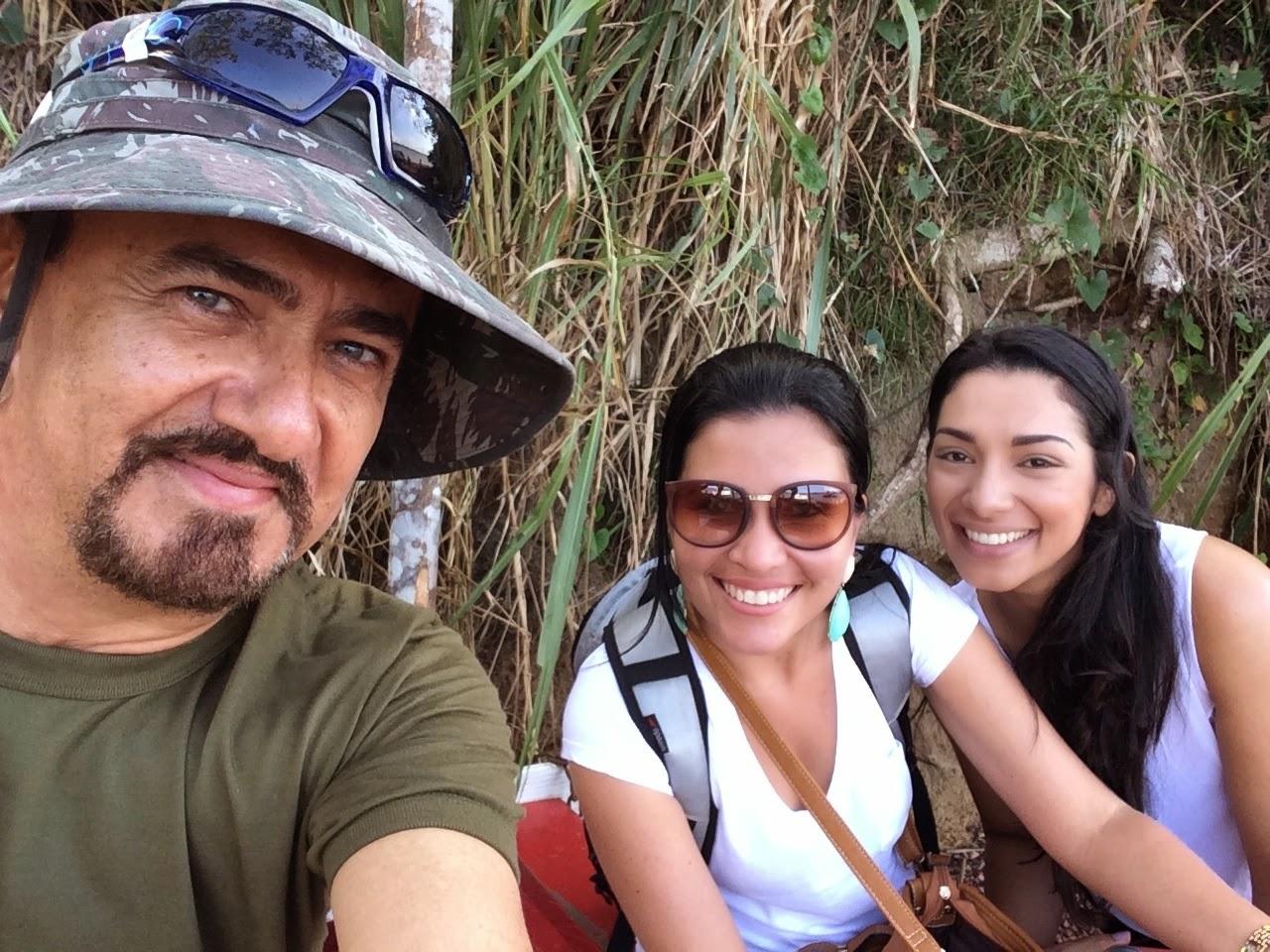 Selfie com Guarany
