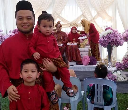 Saudara Mara Pemalas Di Hari Raya - Khairul Faizie Mohammad Kama