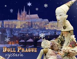 Doll Prague -сказочная зимняя выставка в Праге
