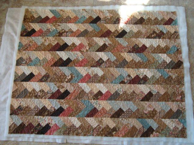 Braided Quilt Border Pattern Home : Thread Head: Machine Quilting