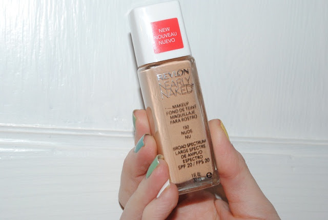 revlon+nearly+naked+foundation+review