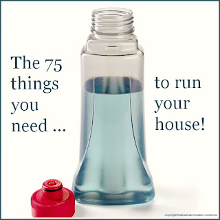 75 things to run house