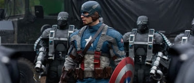 Steve Rogers (Captain America) en mauvaise compagnie dans Captain America : First Avenger