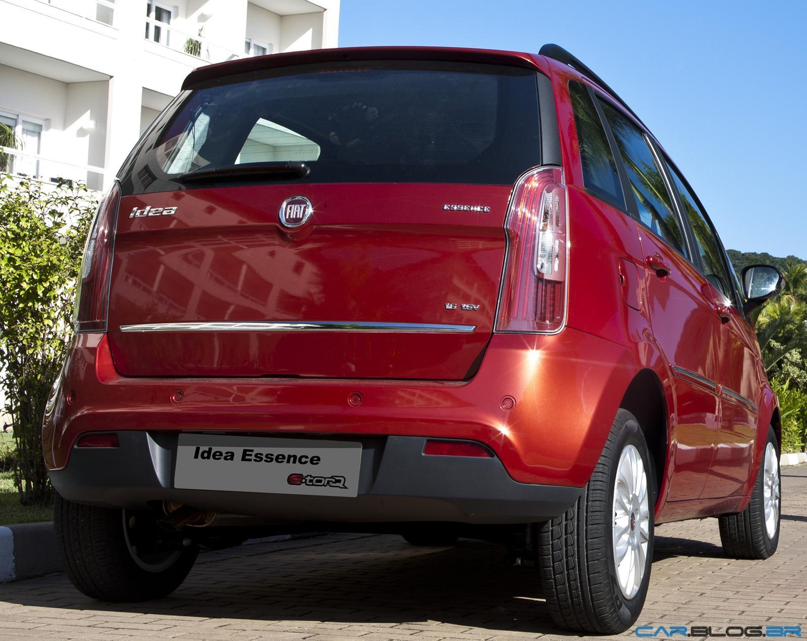 Fiat recall para punto e bravo desgaste elevado do for Precio fiat idea essence 2014