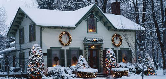 Happy christmas american decoration ideas interior for American decoration ideas