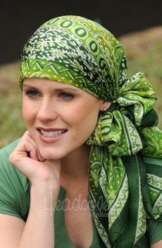 Woman Meeting Point      Head Scarves For Bald Women