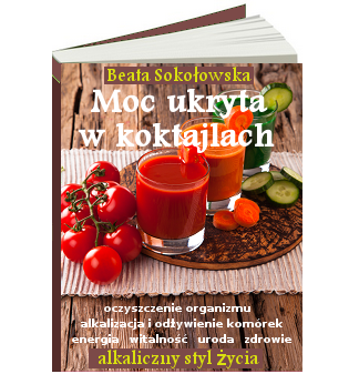 "e-book ""Moc ukryta w koktajlach"" dostępny od 20 lipca 2015r."