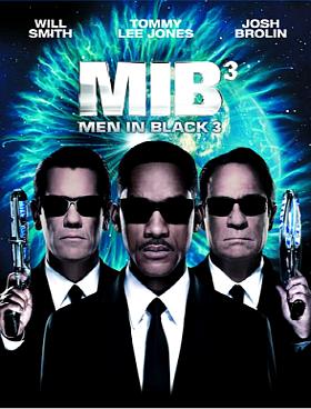 Filme Poster MIB³ – Homens de Preto 3 DVDRip XviD & RMVB Legendado