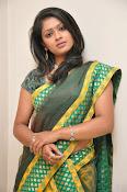 glamorous Anu Sri saree photos-thumbnail-17