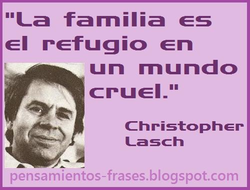 frases de Christopher Lasch