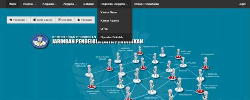 Cara Registrasi Operator Verifikasi Validasi Peserta Didik Madrasah