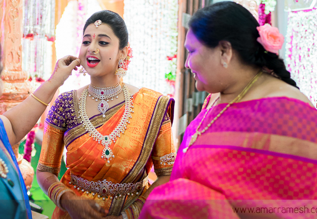 Gorgeous Bride Mesmerizing Jewellery