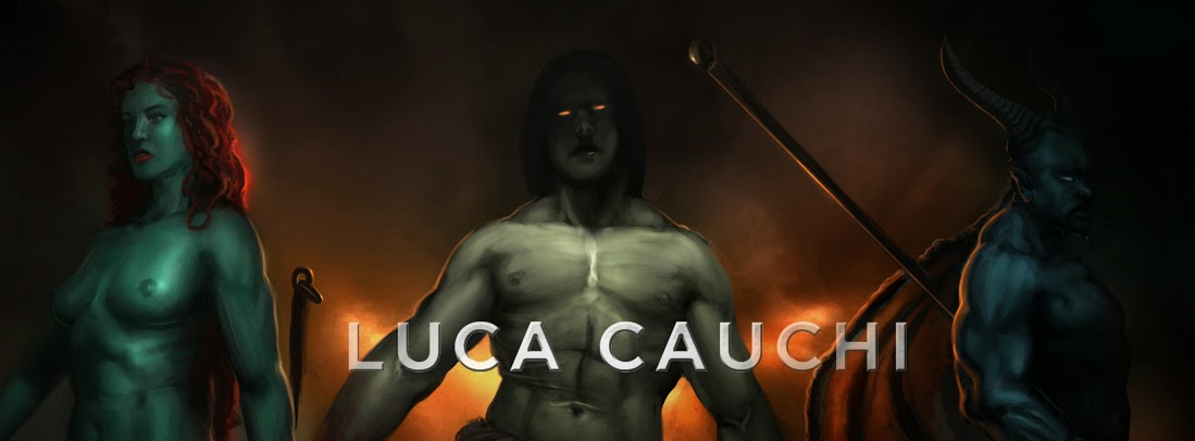 Art of Luca Cauchi