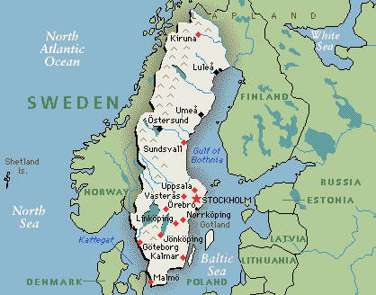 "Swedia"""""