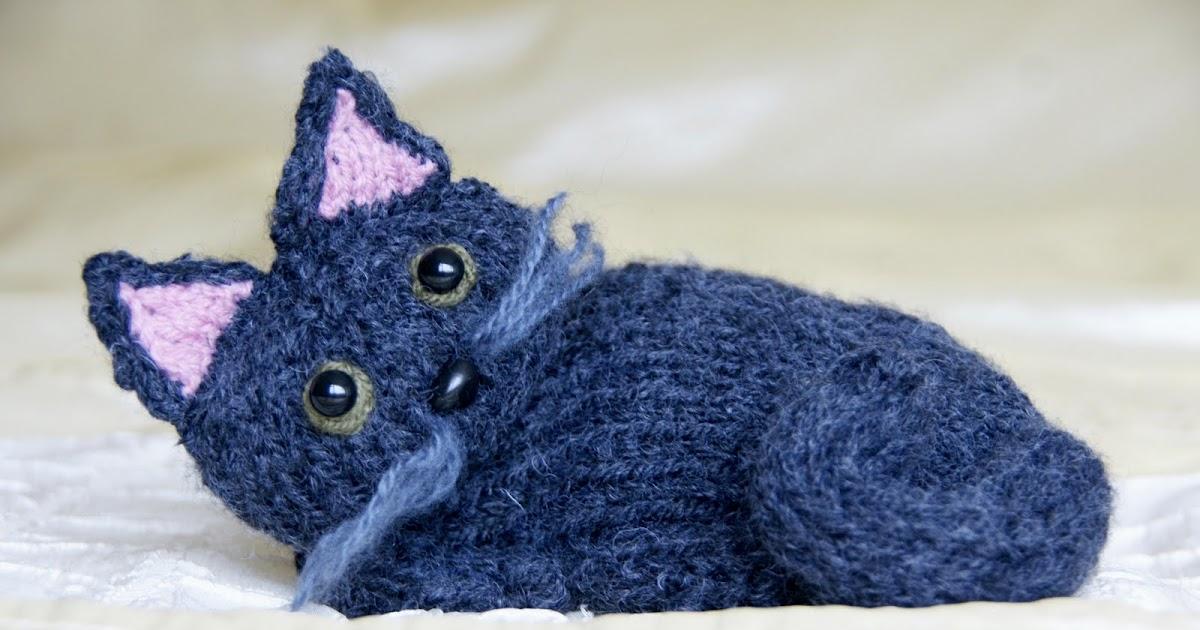 Abbreviation Kfb In Knitting : Free knitting kitty cat pattern