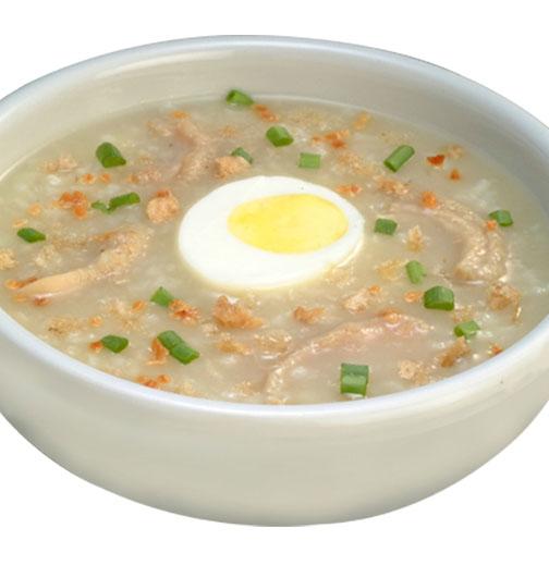 how to make goto arroz caldo