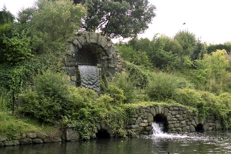 Paisajismo pueblos y jardines la arquitectura de paisaje for Jardin en ingles