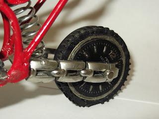 Motos Motocross Miniatura
