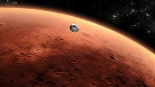 Марсоход  Curiosity совершил посадку на красную планету