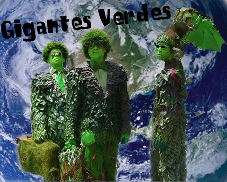 MAS DE GIGANTES VERDES