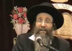 Rabbi Binyomin Finkel