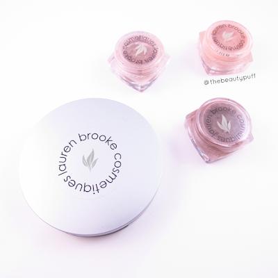 lauren brooke cosmetiques - the beauty puff