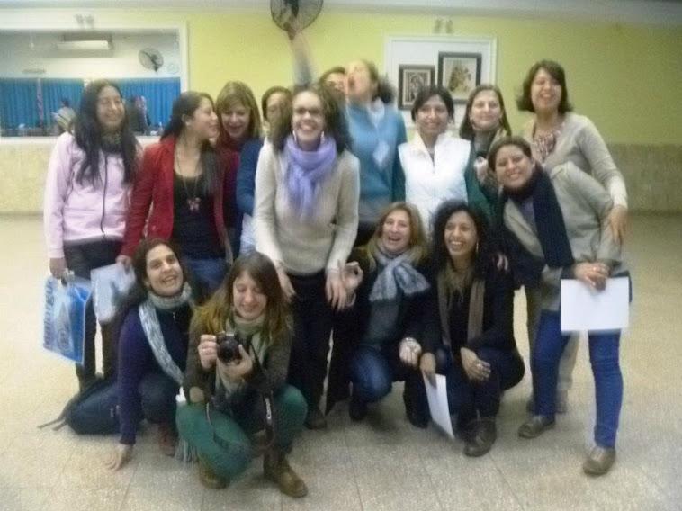 ponentes femeninas del Encuentro