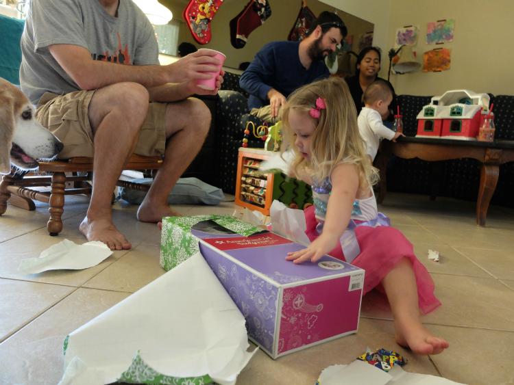 Sweet Turtle Soup - Aria's Third Birthday Party