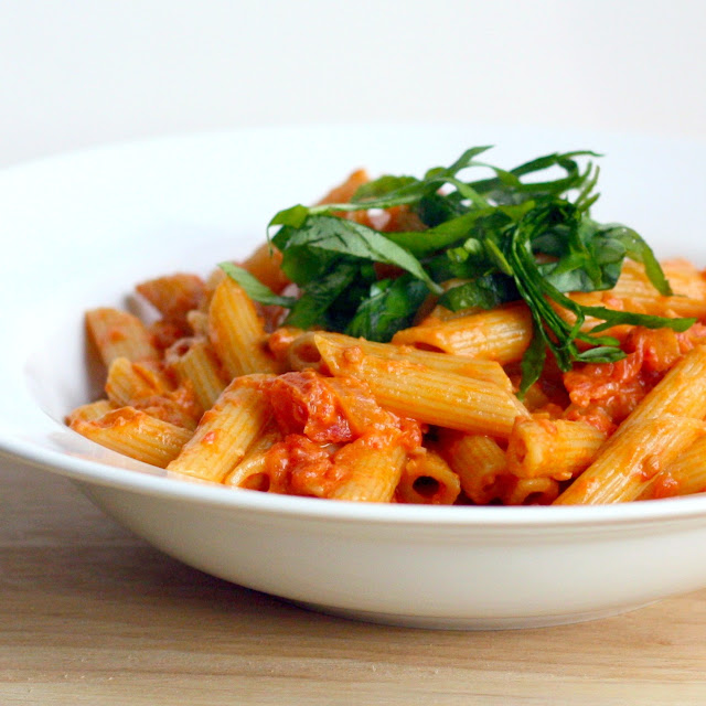 Spicy Penne alla Vodka