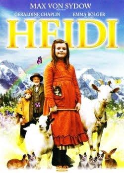 Filme Poster Heidi DVDRip XviD Dual Áudio