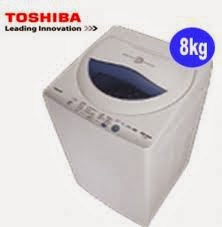 Harga Mesin Cuci Toshiba