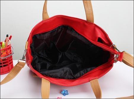 jual tas jinjing wanita korea murah merah dalam