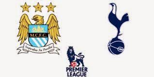 Keputusan Man City vs Spurs BPL 18 Oktober 2014