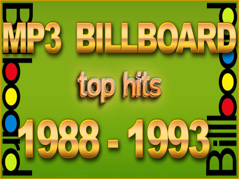 Fifties music all times top music hits including oldies for Top songs of 1988