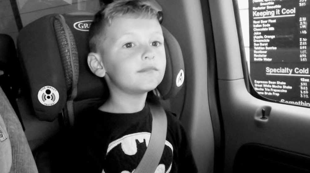 kids drive thru