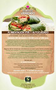 Curso de Introducción a la Alimentación Viva en Medellín