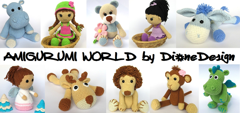 Amigurumi World by DioneDesign