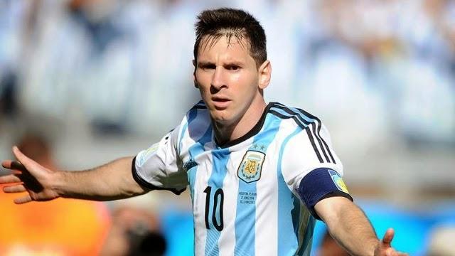 Lionel Messi 2014 FIFA World Cup Wallpaper