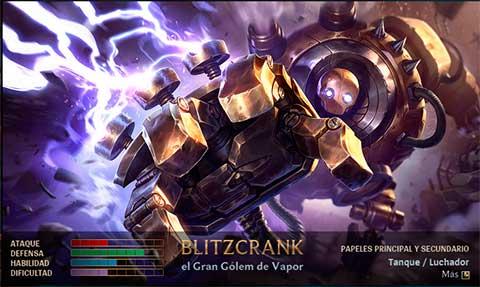 LOL-Blitzcrank