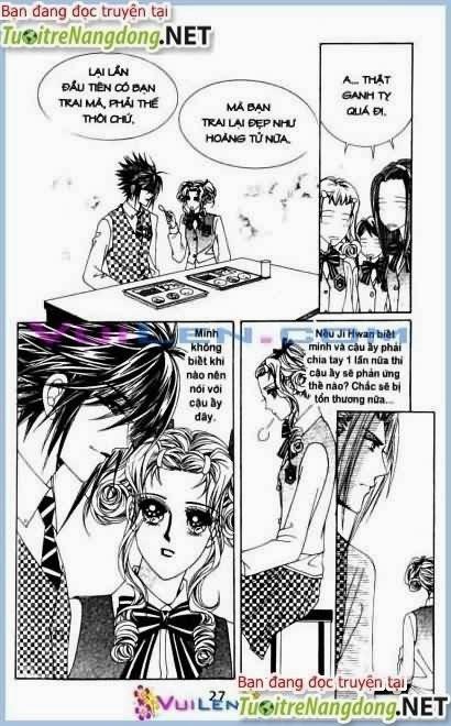 Sức Thanh Xuân chap 12 - Trang 27