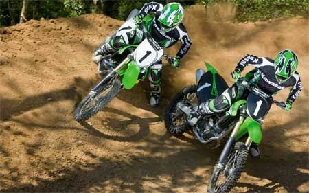 Balapan Motocross