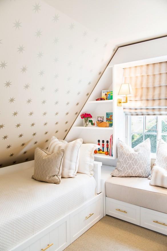 Antes y despu s una buhardilla transformada en habitaci n - Habitaciones en buhardillas ...