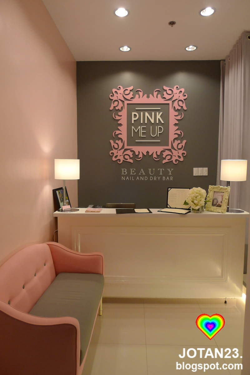 Reception Nail Joy Studio Design Gallery Best Design
