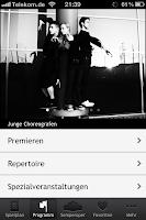 Ansicht App Semperoper Dresden